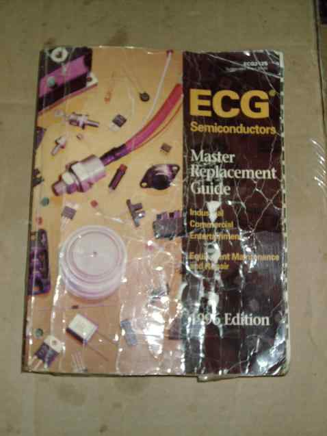 Ecg master replacement guide.
