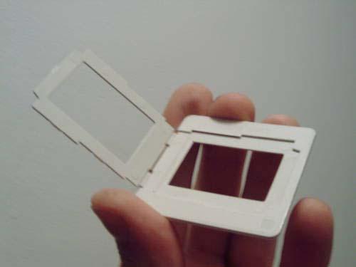 35mm calibration slides