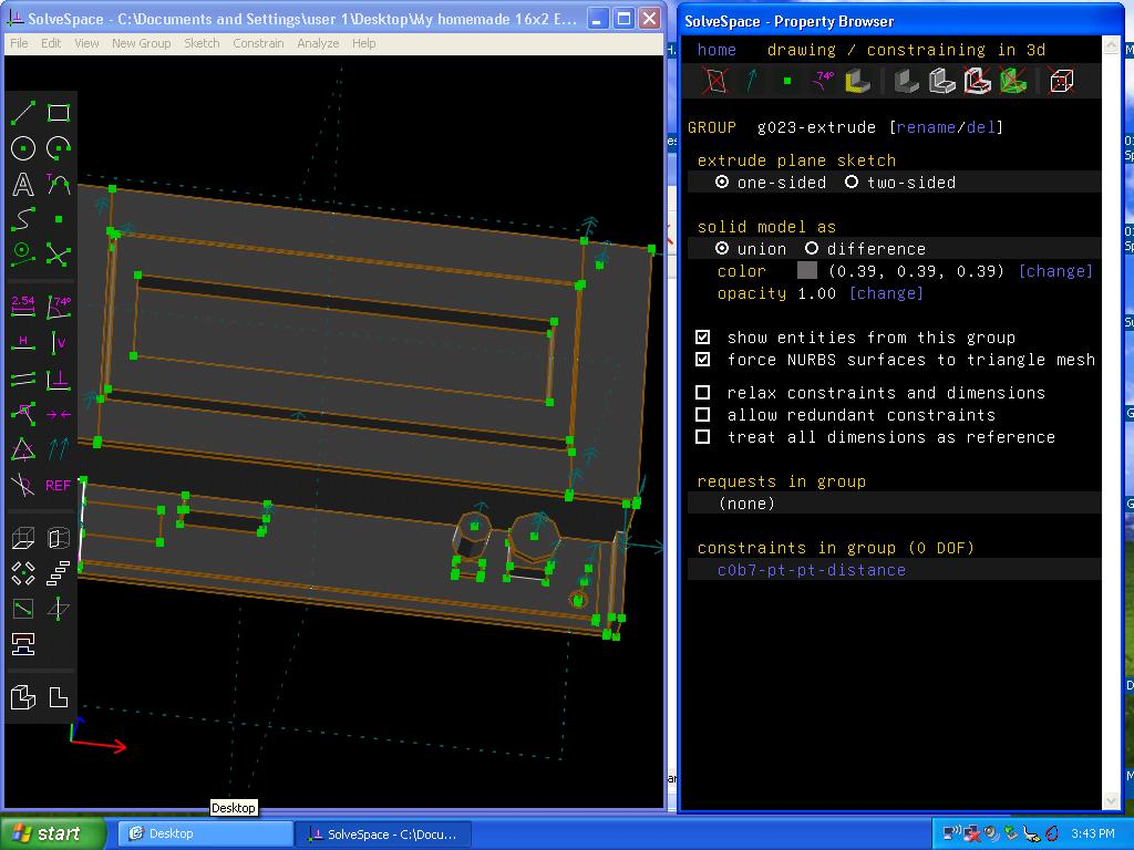 Electronic Parts Testing Service Of Lm324 Changes Voltage Electrical Engineering Stack Exchange Solvespace Layer G023 Extrude Checkmark On Force Nurbs To Remove Redlines 030418