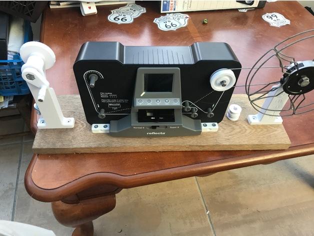 dr virago pete film scanner maintenance